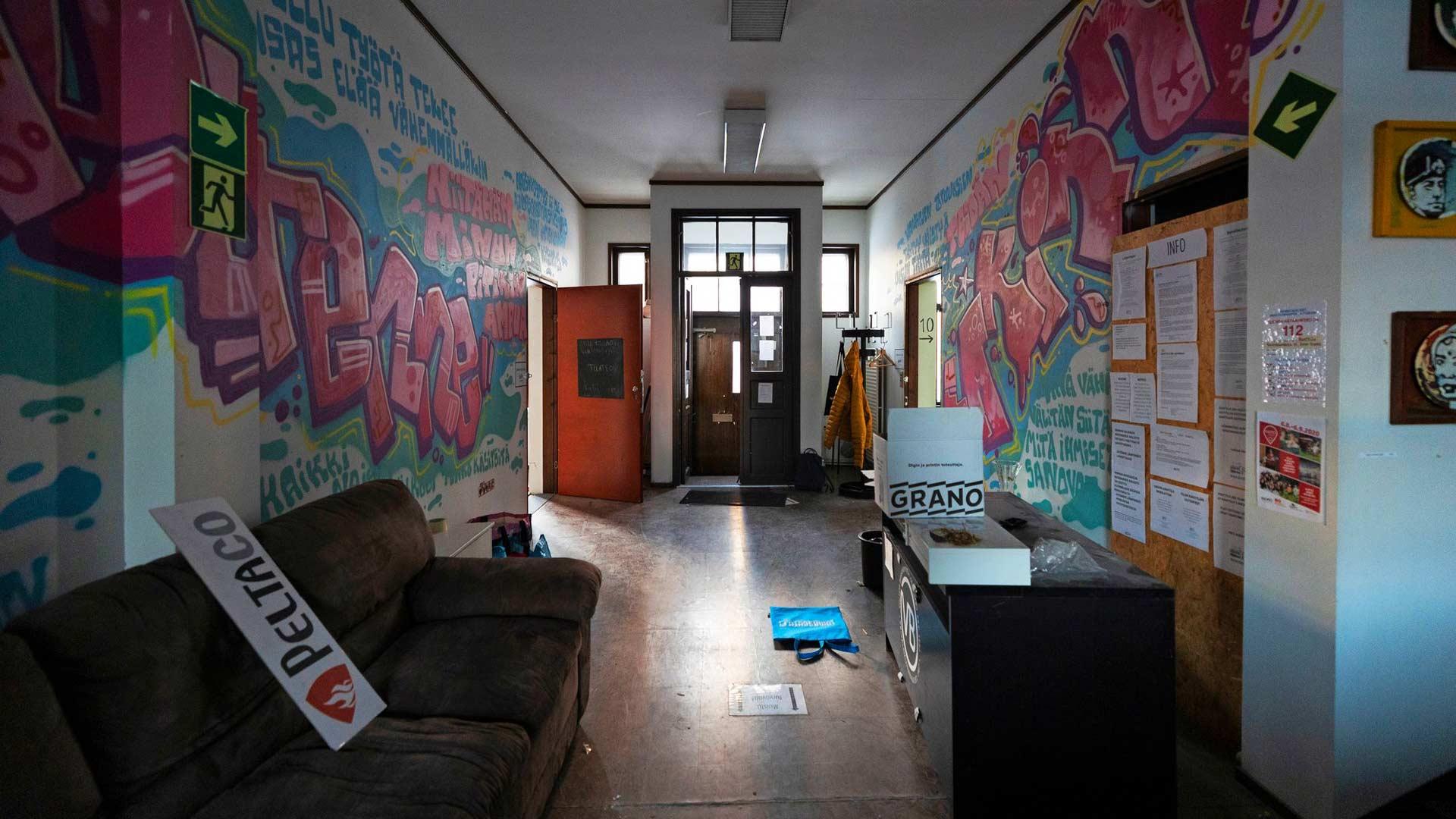 Valtio osti Kanttilan 70-luvulla ja remontoi virastotaloksi. Alunperin talo oli tarkoitus purkaa kokonaan.