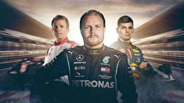 Formula 1 kausi 2021.