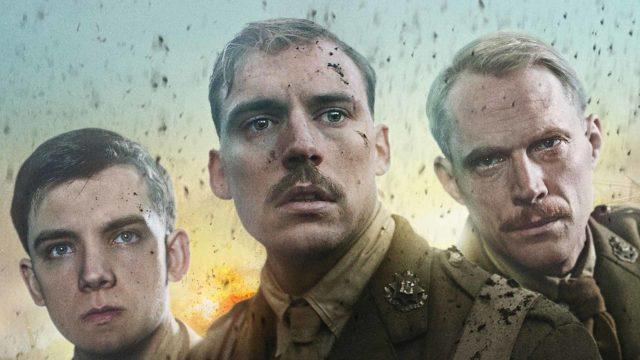 Asa Butterfield, Sam Claflin ja Paul Bettany näyttelevät ensimmäiseen maailmansotaan sijoittuvassa elokuvassa Matkan pää.