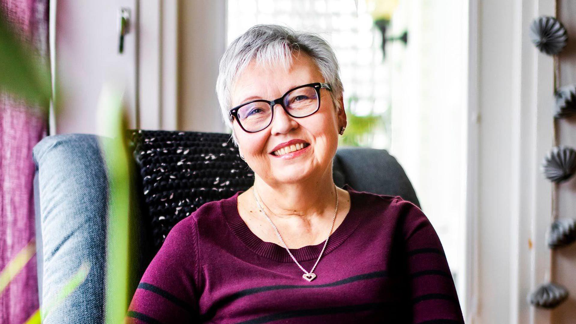 Kaija Hautalan muistivaikeudet Alzheimerin taudin oireita.
