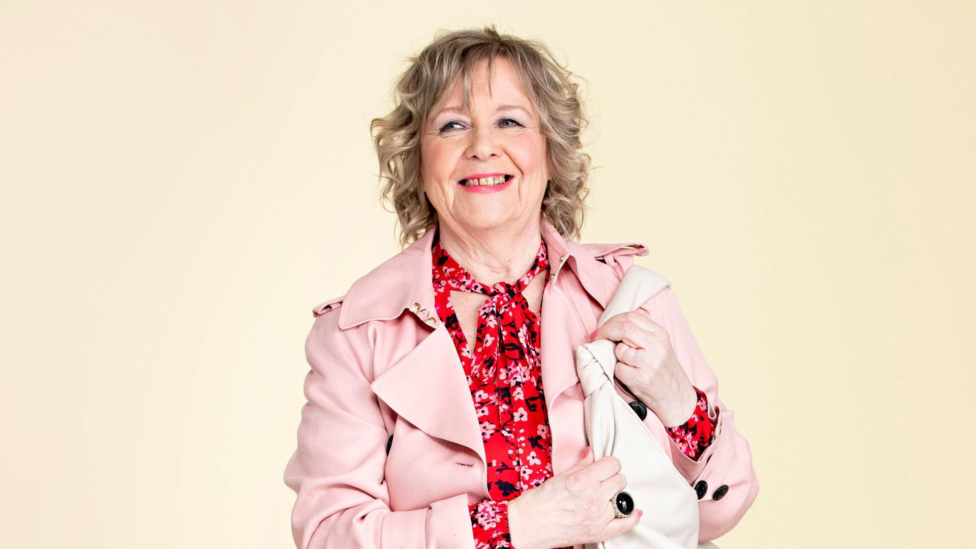Povekas Sirkka-Liisa Vänskä
