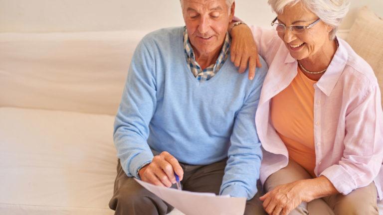 osittainen vanhuuseläke