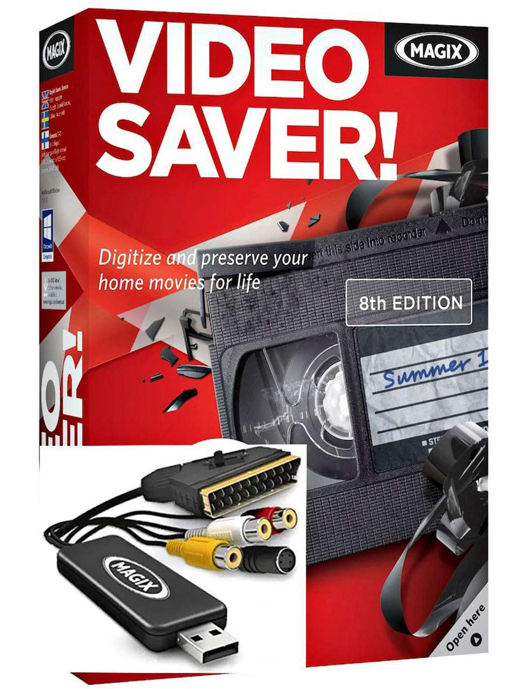 Magix Video Saver 8, 60 e.