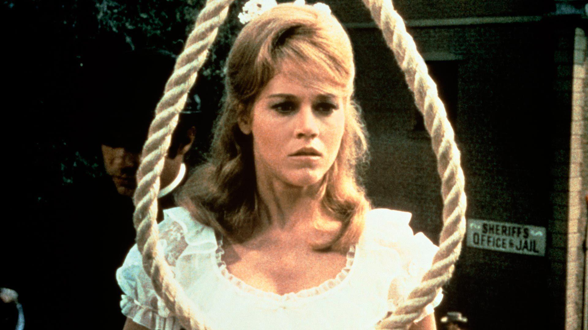 Paukkurauta-Kati, kuvassa Catherine 'Cat' Ballou (Jane Fonda).