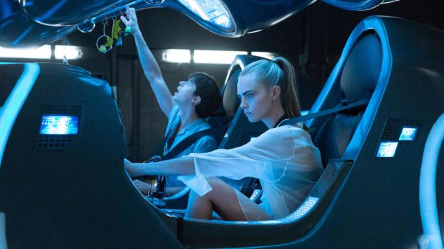 Valerian and the City of a Thousand Planets.