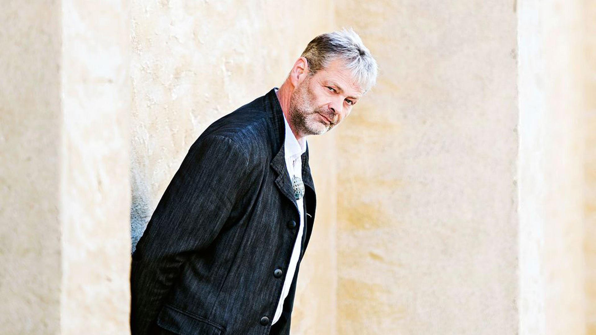 Kirjailija Roman Schatz