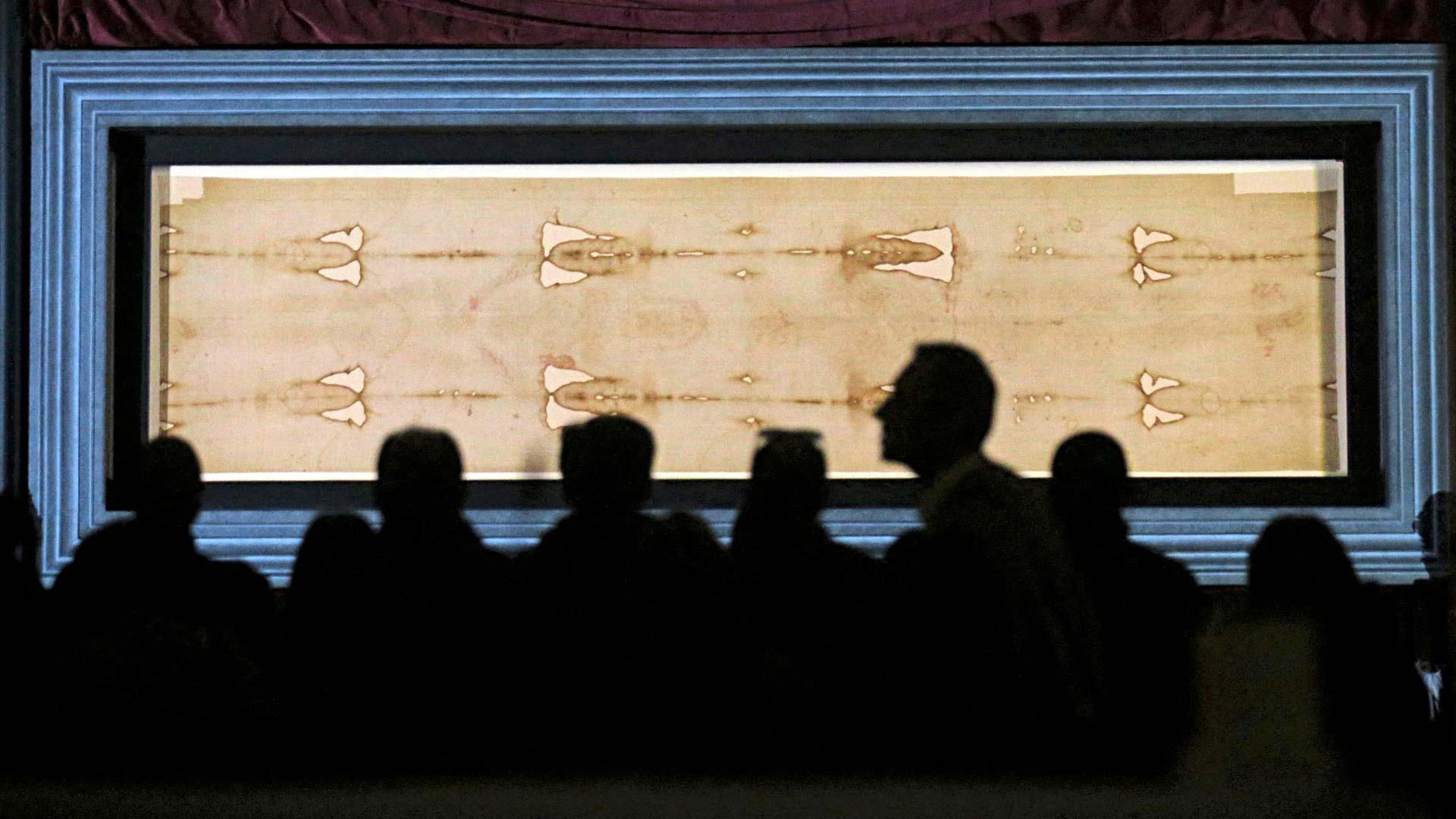 Viimeksi aito käärinliina on ollut esillä 2015 Pyhän Johannes Kastajan katedraalissa Torinossa.