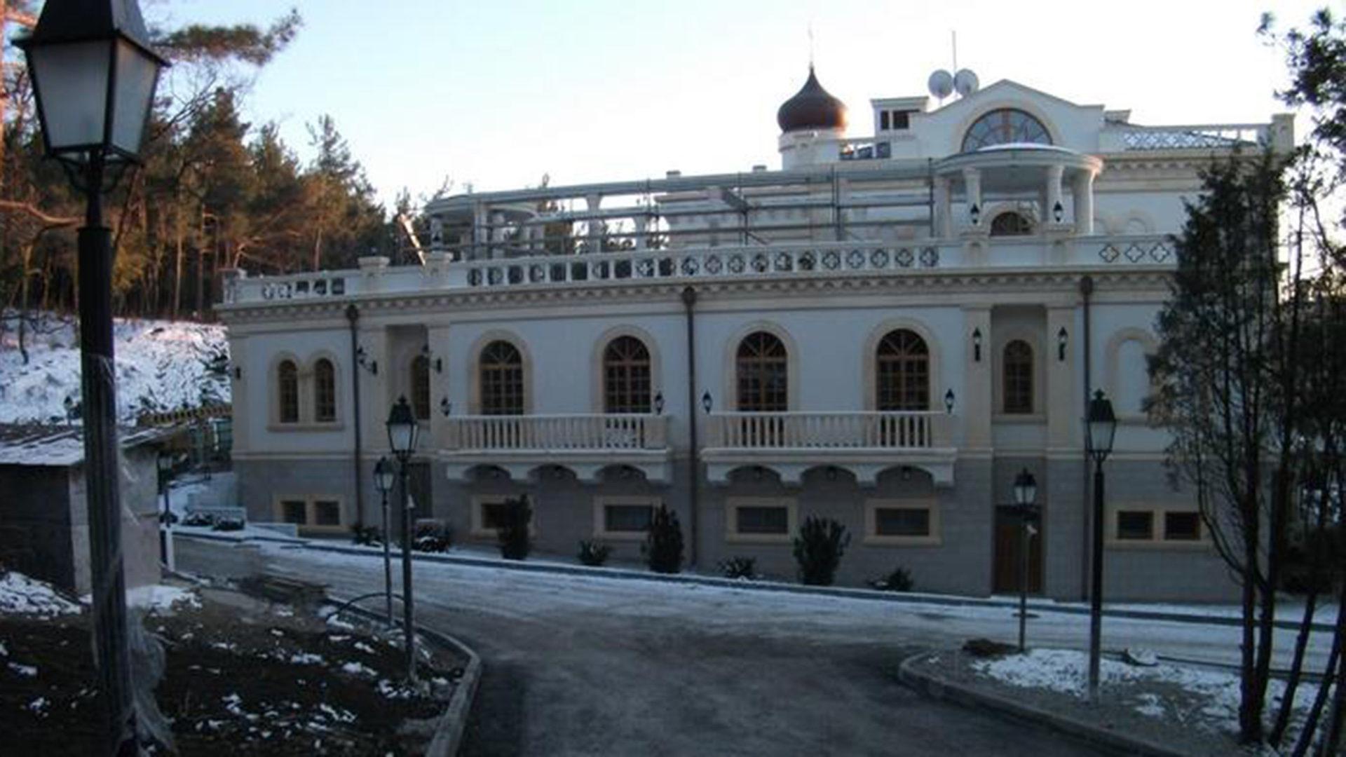 Gelendžhikin palatsi on Moskovan patriarkaatin mukaan kirkollis-hallinnollinen hengellinen keskus, ei Kirillin yksityishuvila.
