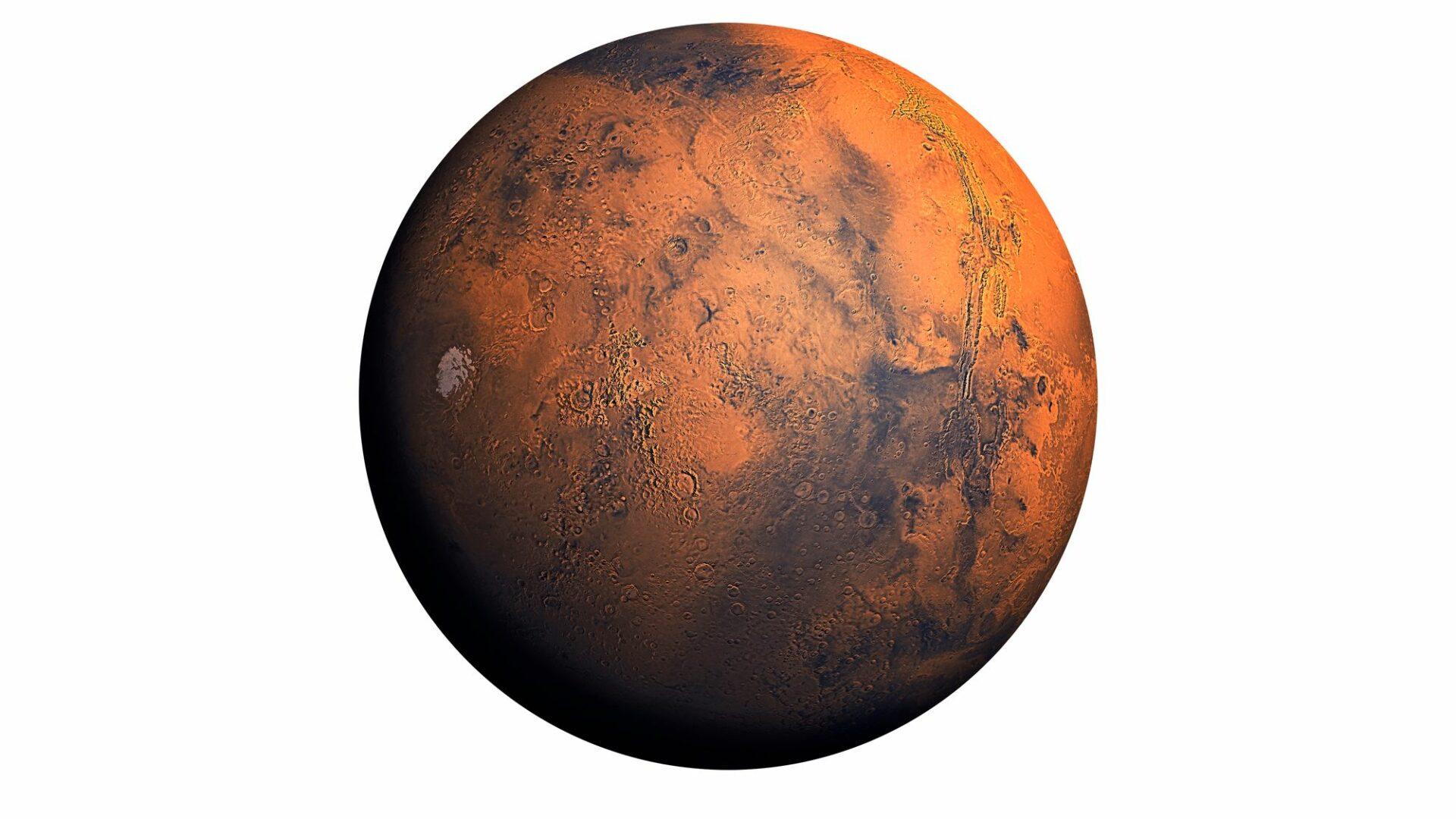 Mars-planeetta