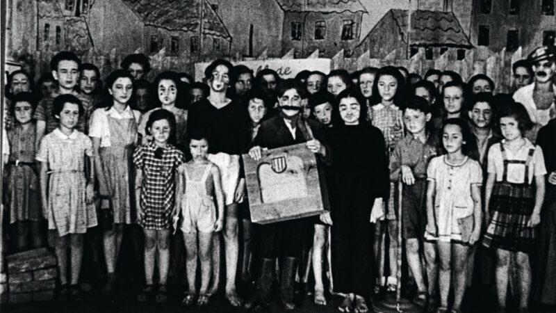 Keskitysleirin lapset