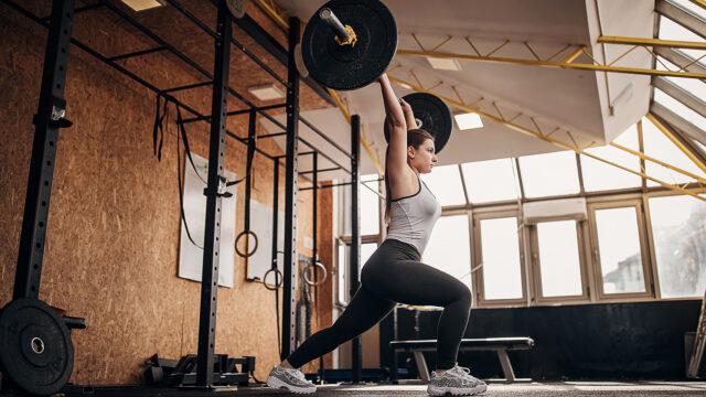saliharjoittelu ja lihaksikkuus