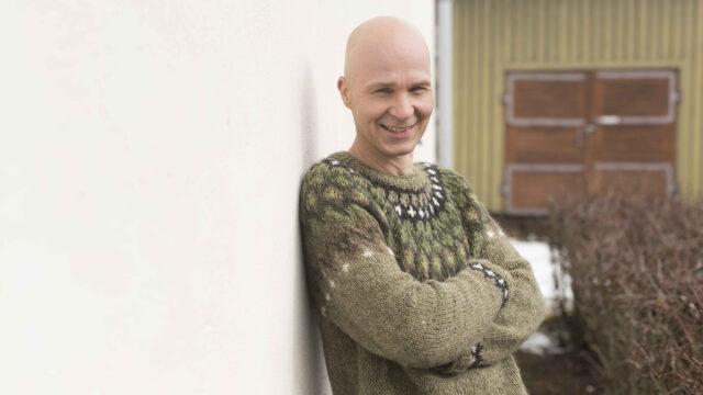 Tangokuningas Marko Maunuksela