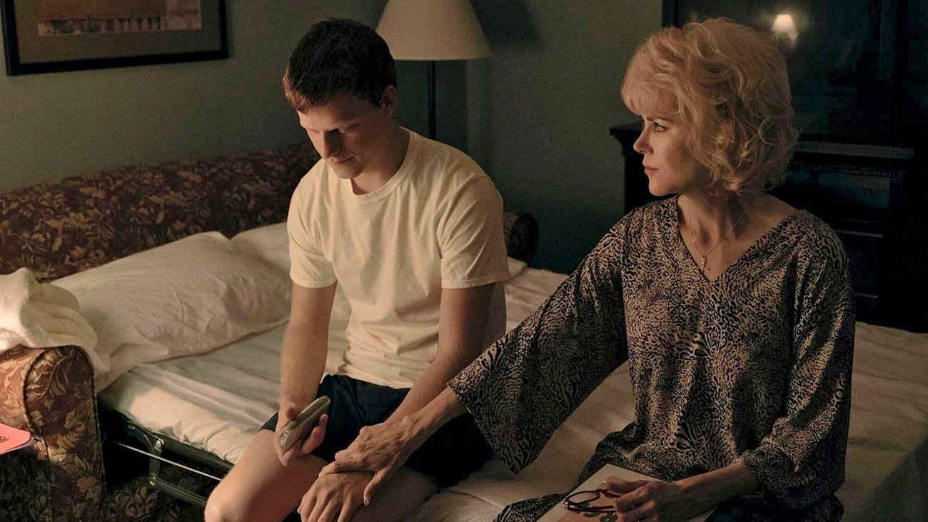 Lucas Hedges näyttelee Boy erased -elokuvassa