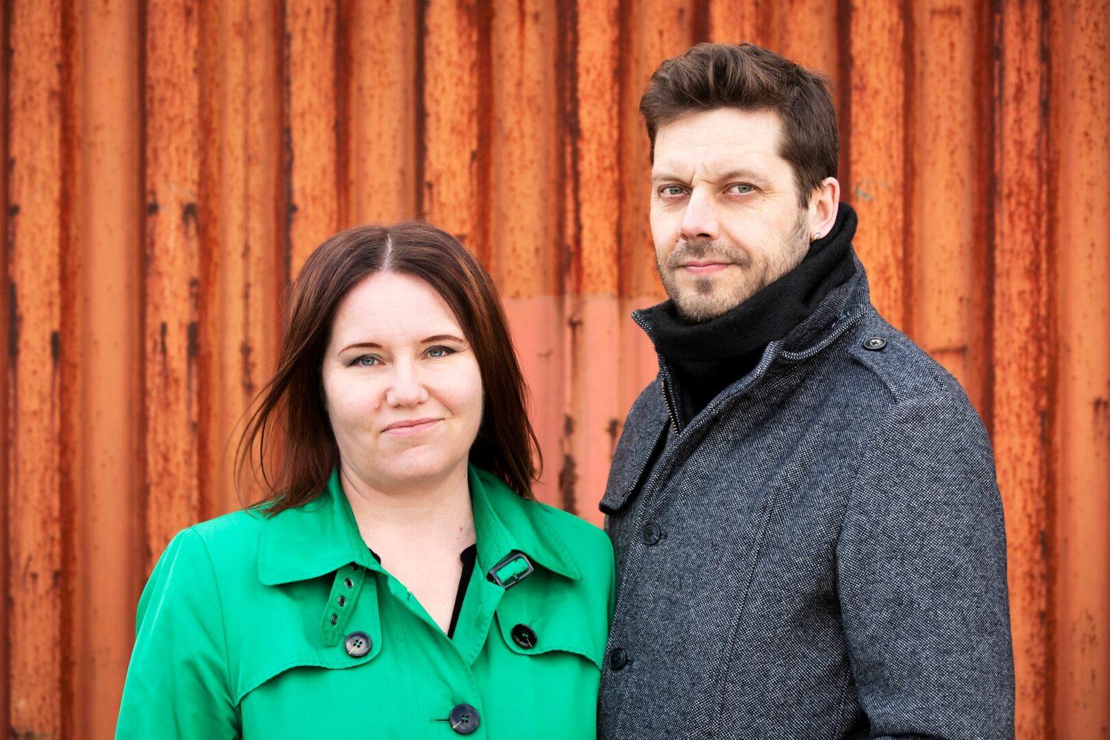 Milla ja Aki Ollikainen