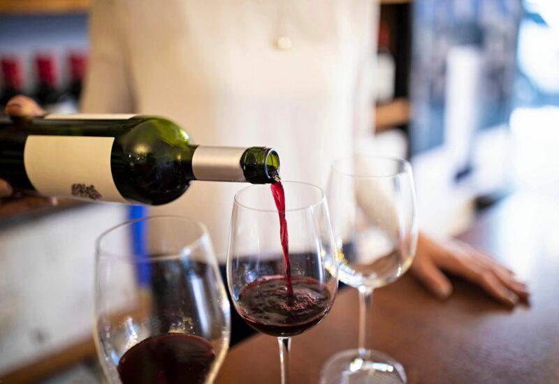 syöpäriski viiniharrastuksessa