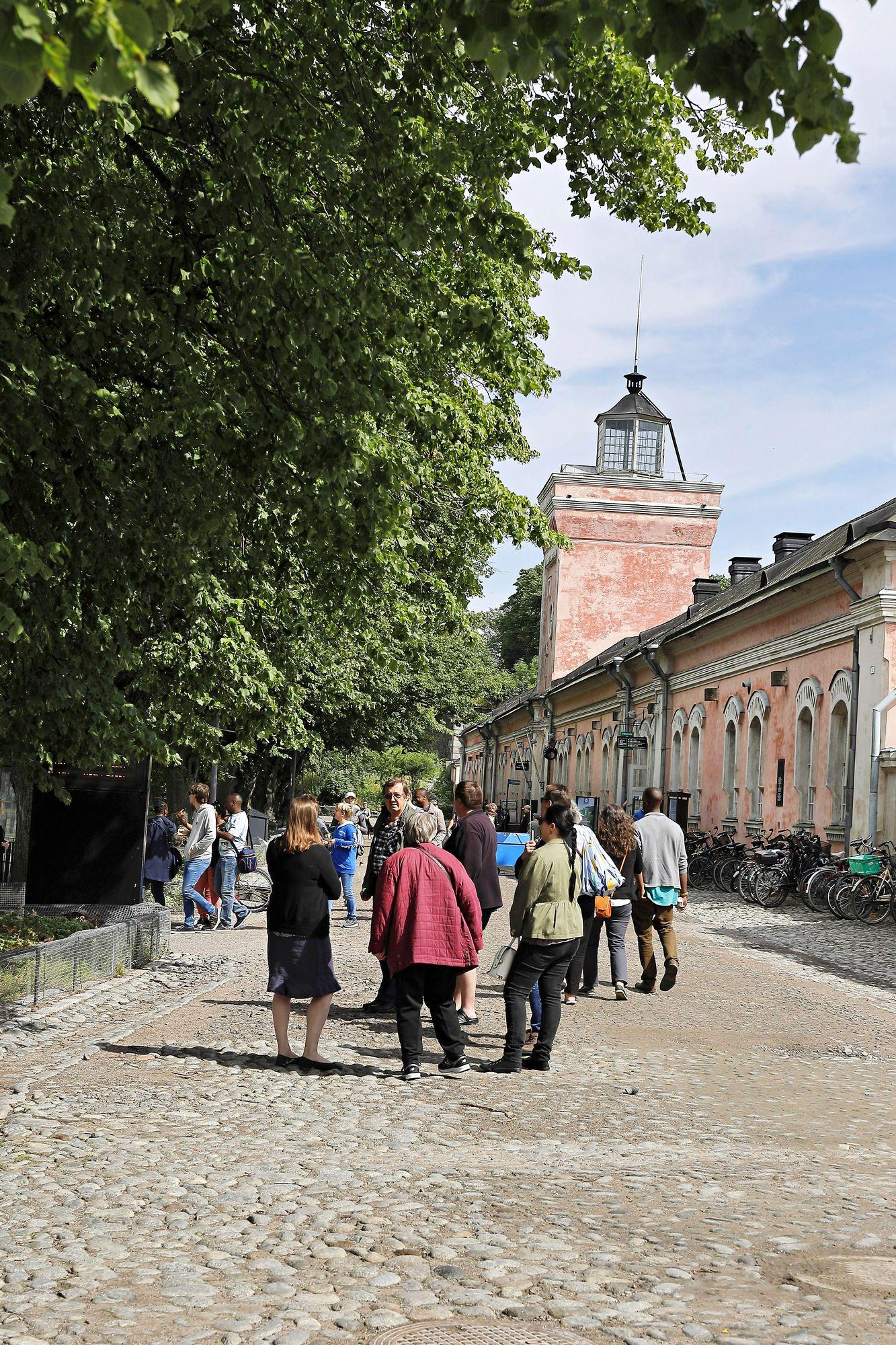 Historiallisesta Suomenlinnasta löytyy tutkittavaa. © Ismo Pekkarinen / Lehtikuva