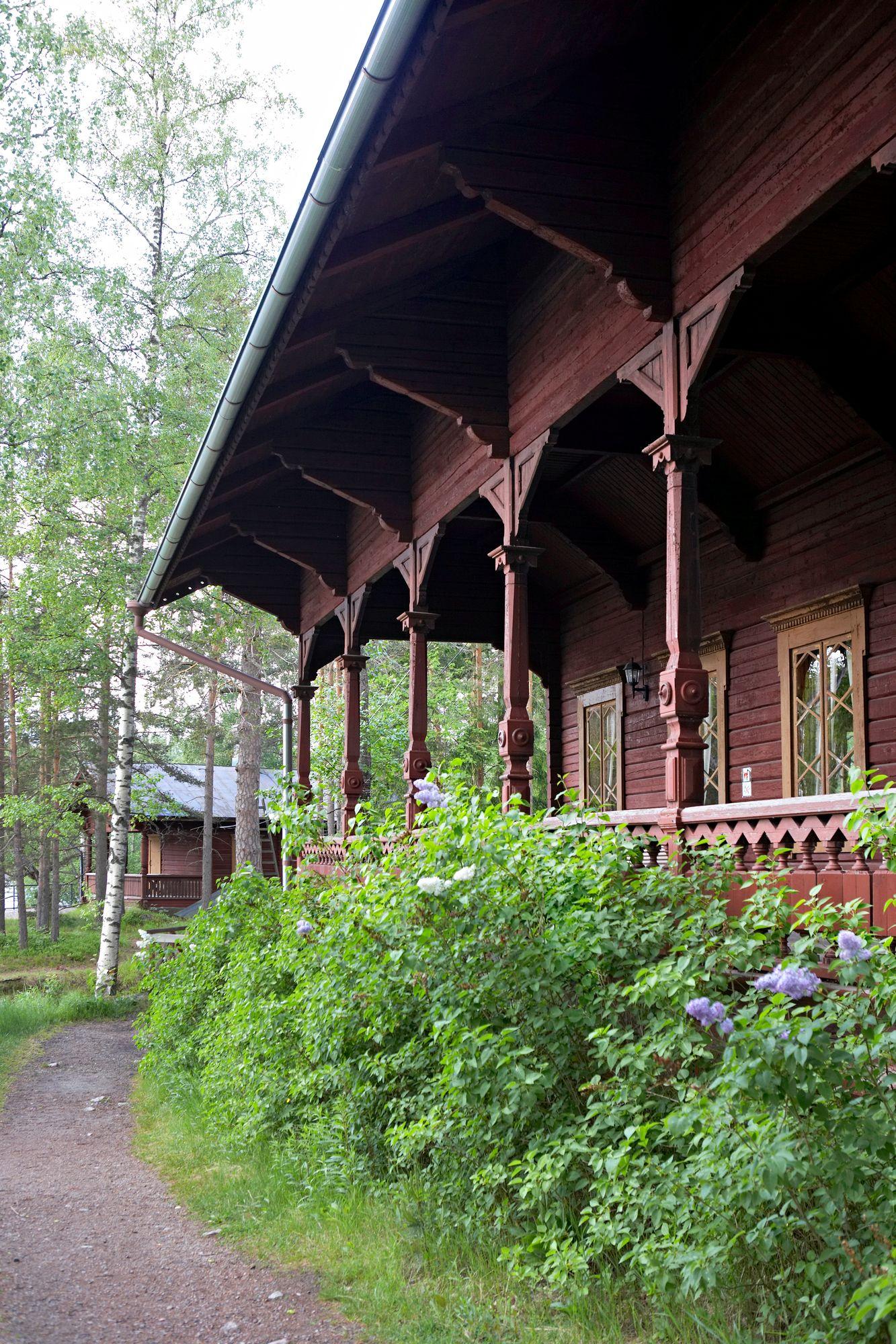Langinkosken keisarillinen kalastusmaja © Norman Ojanen/SKOY