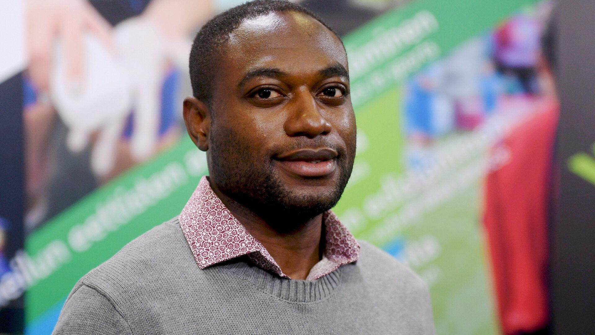 Kilpailumanipulaatio puhuttaa: Jalkapalloilija Jean Fridolin Nganbe Nganbe