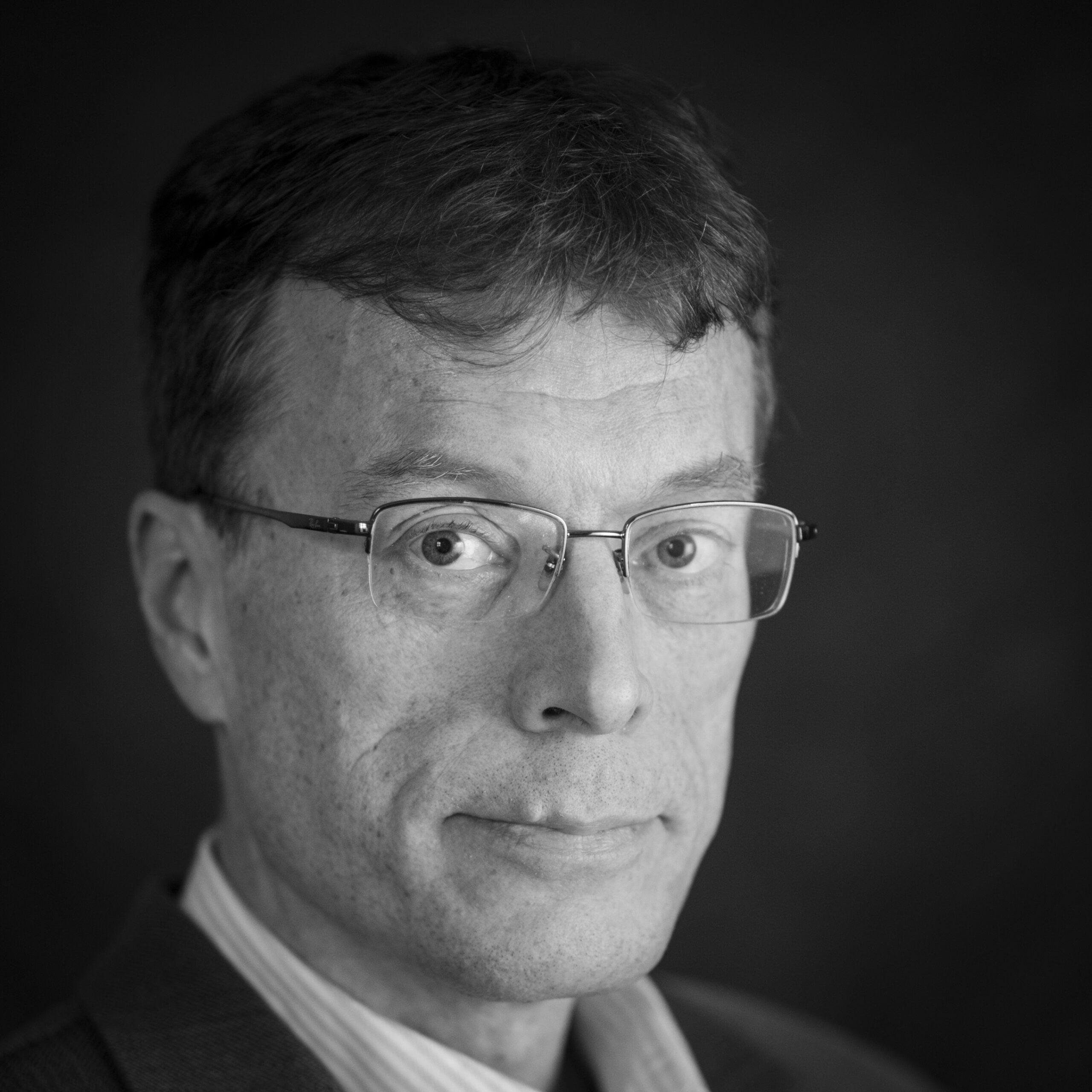 Toimittaja Pekka Anttila