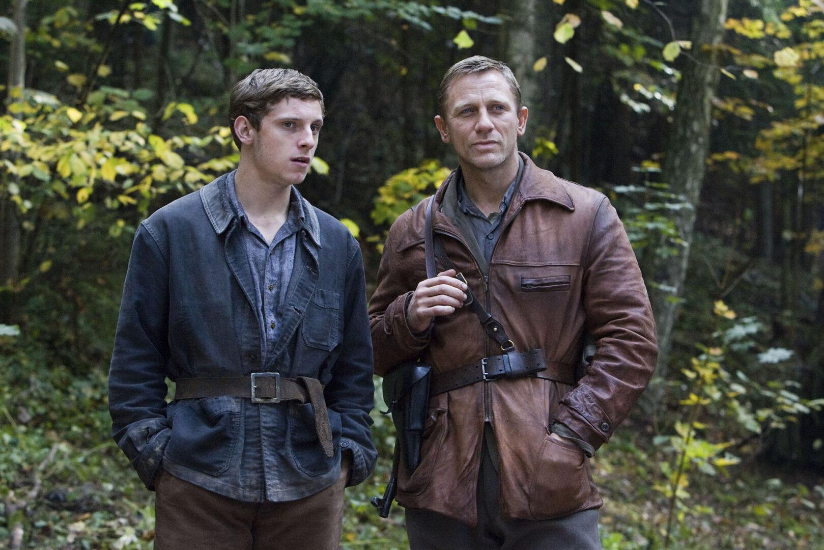 Uhma-elokuvan päänäyttelijä on Daniel Craig.