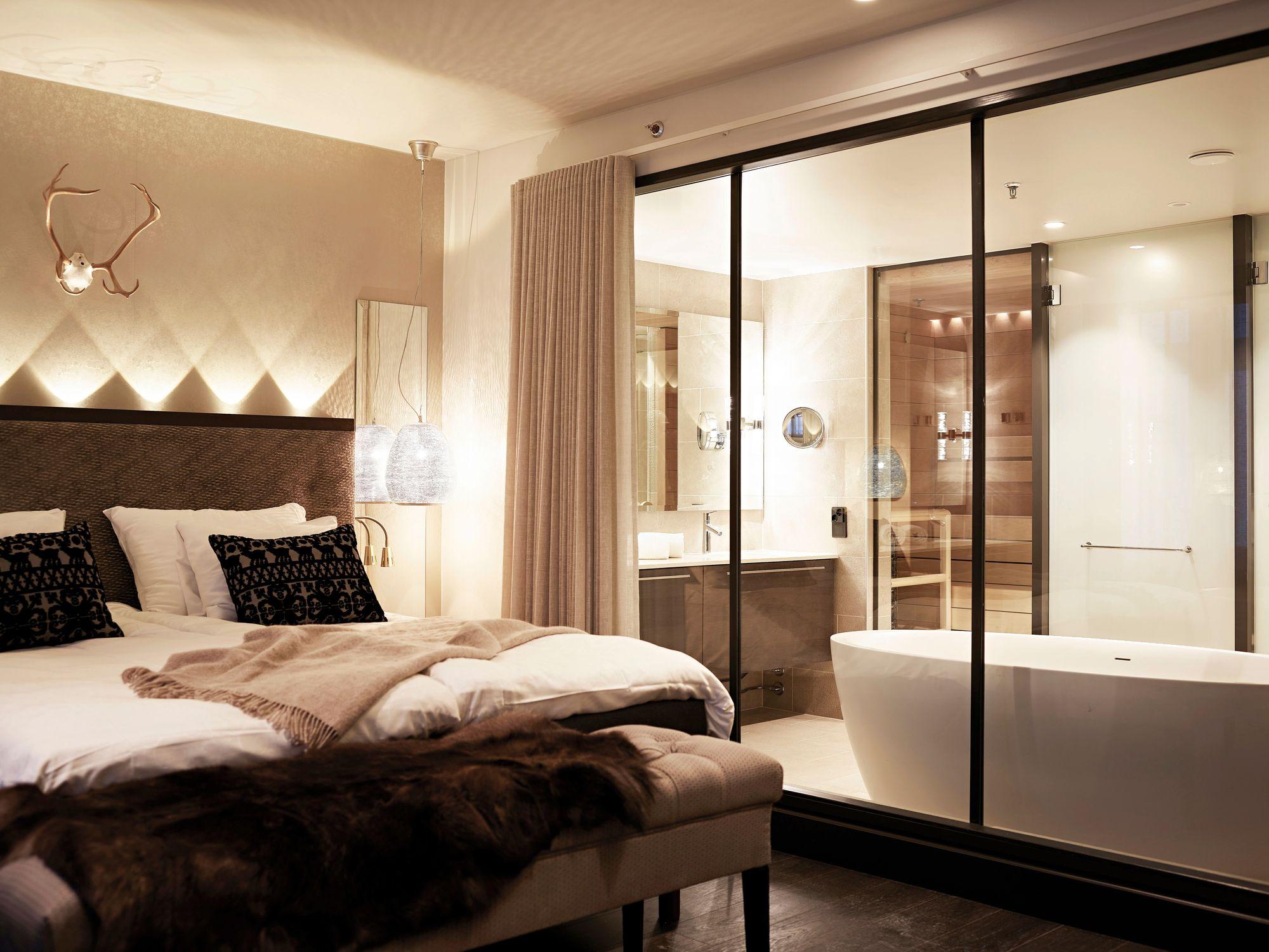 Hotelliloma on nyt monen haaveissa. © Lapland Hotels