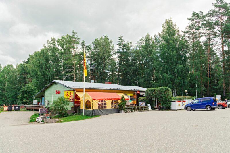 Hurissalon kyläkauppa