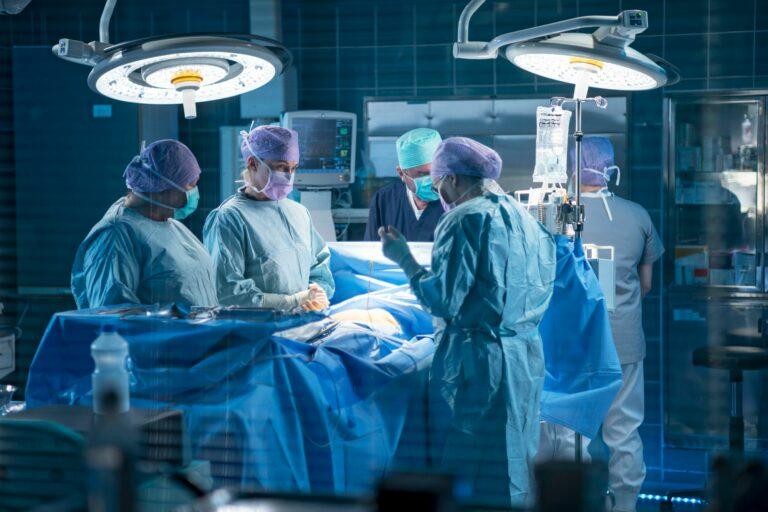 Syke-sairaalajasarja