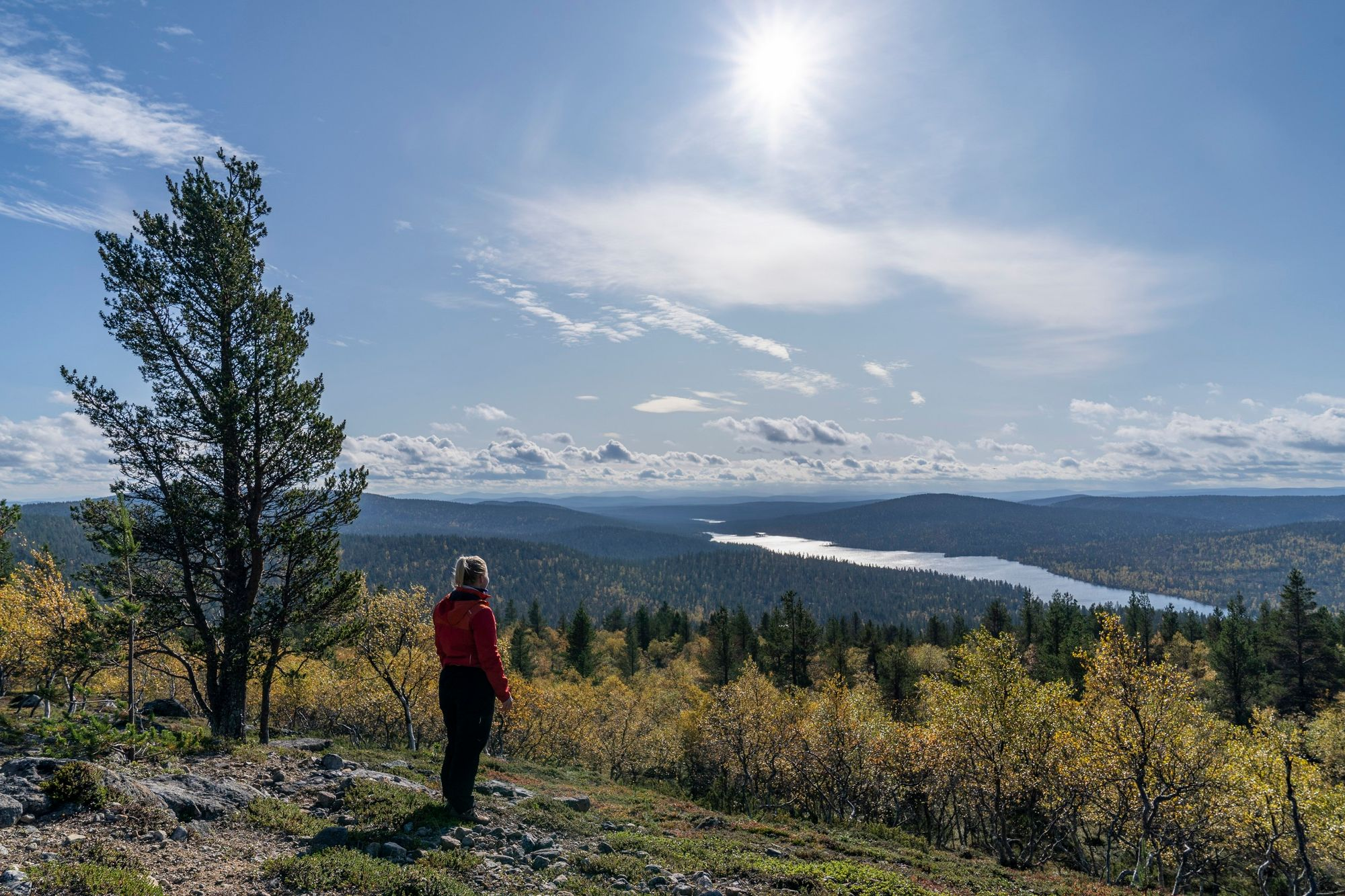 Luontomatkailu kiinnostaa tutkimusten mukaan entistä useampaa suomalaista.