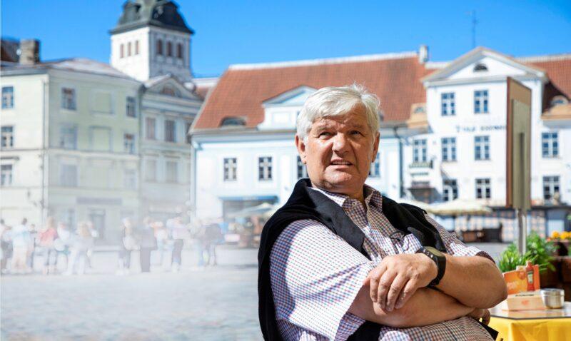 Raul Rebanen mukaan Viroa yllätti, miten tiukasti Suomi sulki keväällä rajansa työmatkalaisiltakin. Kesän jälkeen nähdään, jäikö Marinin hallituksen käytös hiertämään valtioiden välejä. Ihmisten kesken ei ongelmia ole. © Petri Mulari