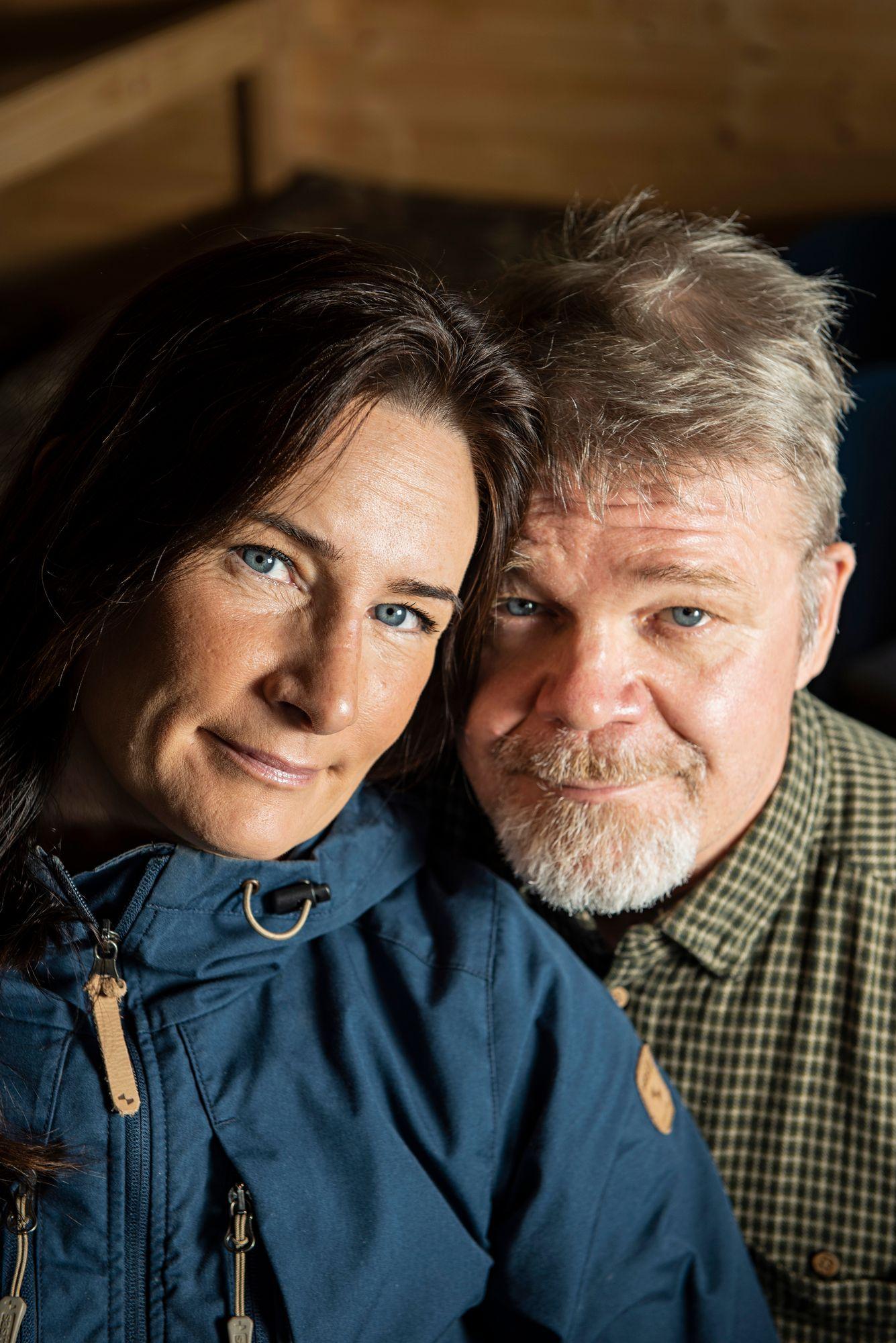 Anne Karppinen ja Lassi Rautiainen © Vesa Tyni