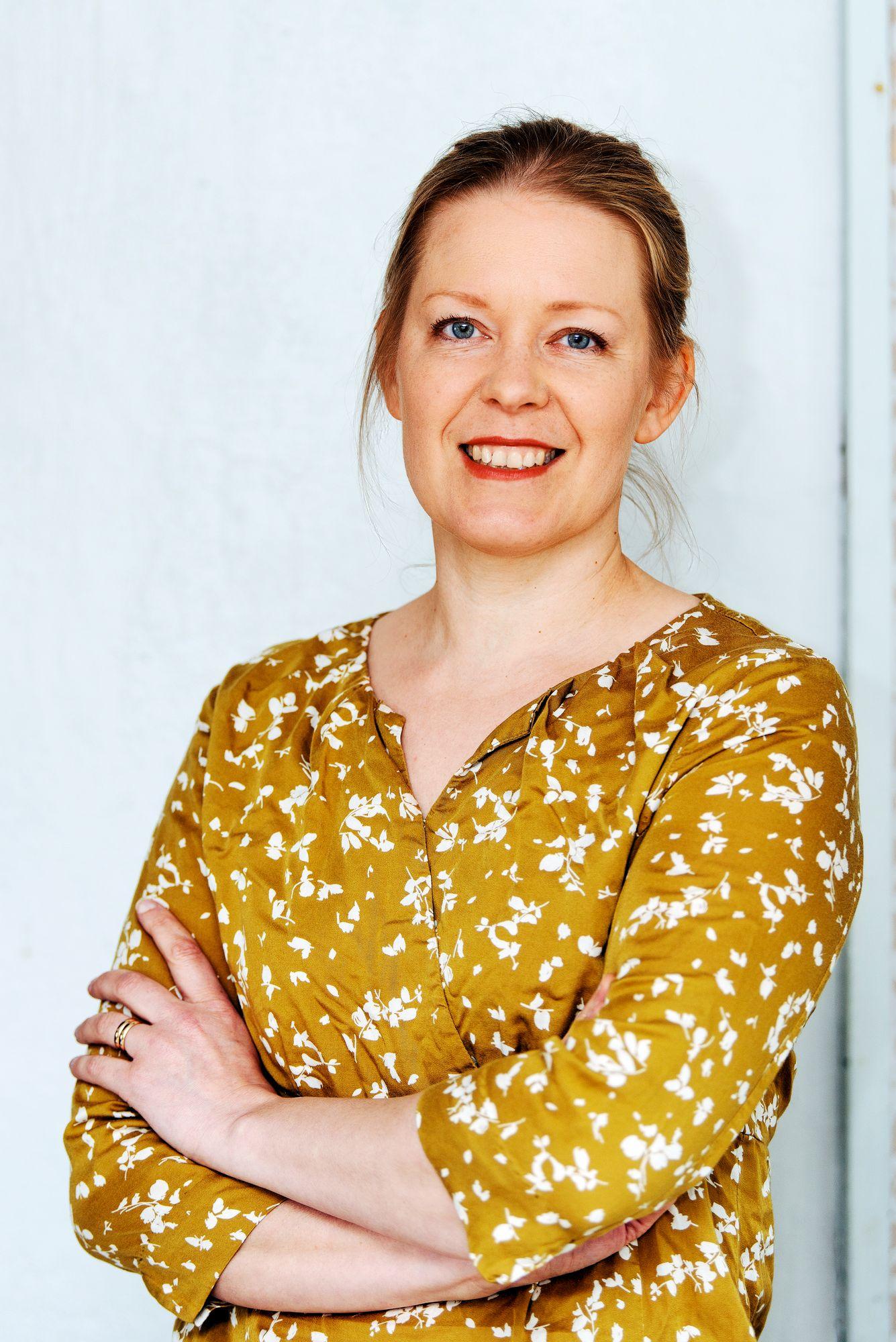 Johanna Tanska © Linda Varoma
