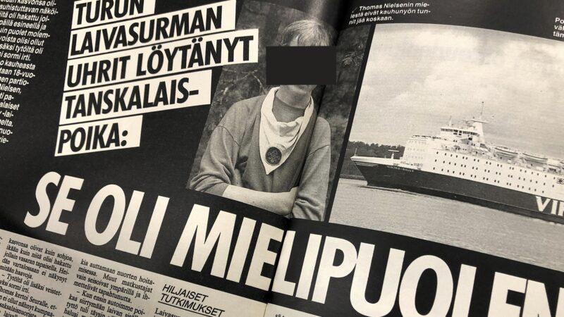 Vanha murhamysteeri sai eräänlaisen päätöksen tänään, kun käräjäoikeus päätti hylätä tanskalaismiehen syytteet Viking Sally -jutussa.