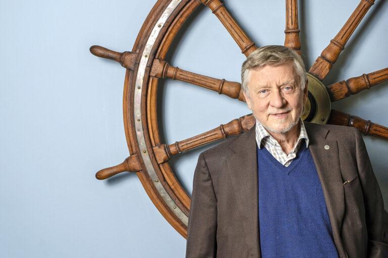 Merenkulkuneuvos Juha Nurminen