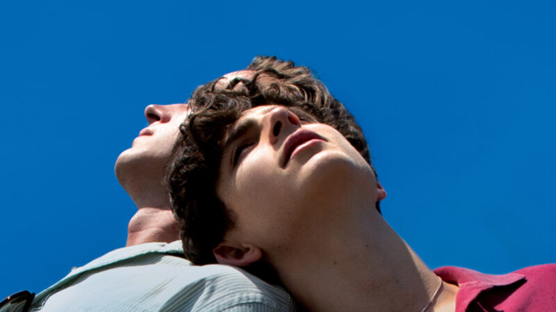 Call me by your name -elokuva