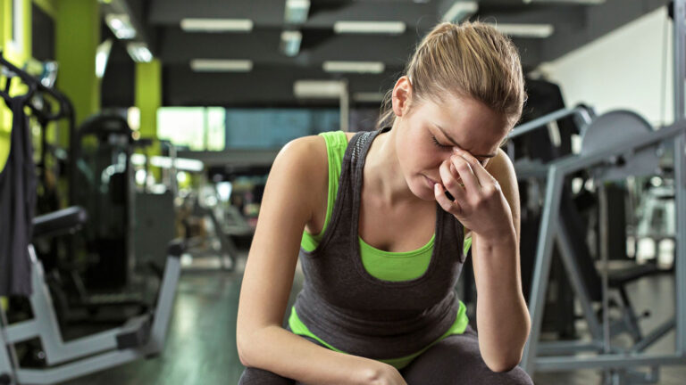 päänsärky urheilun jälkeen