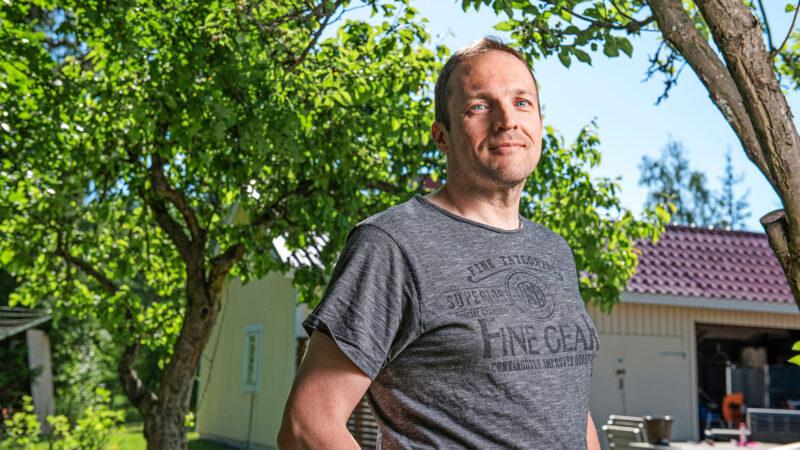 Ville Virenius muistelee hetkeä kun sydän pysähtyi