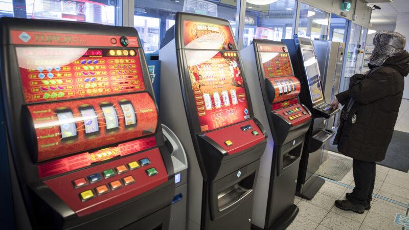 peliautomaattien