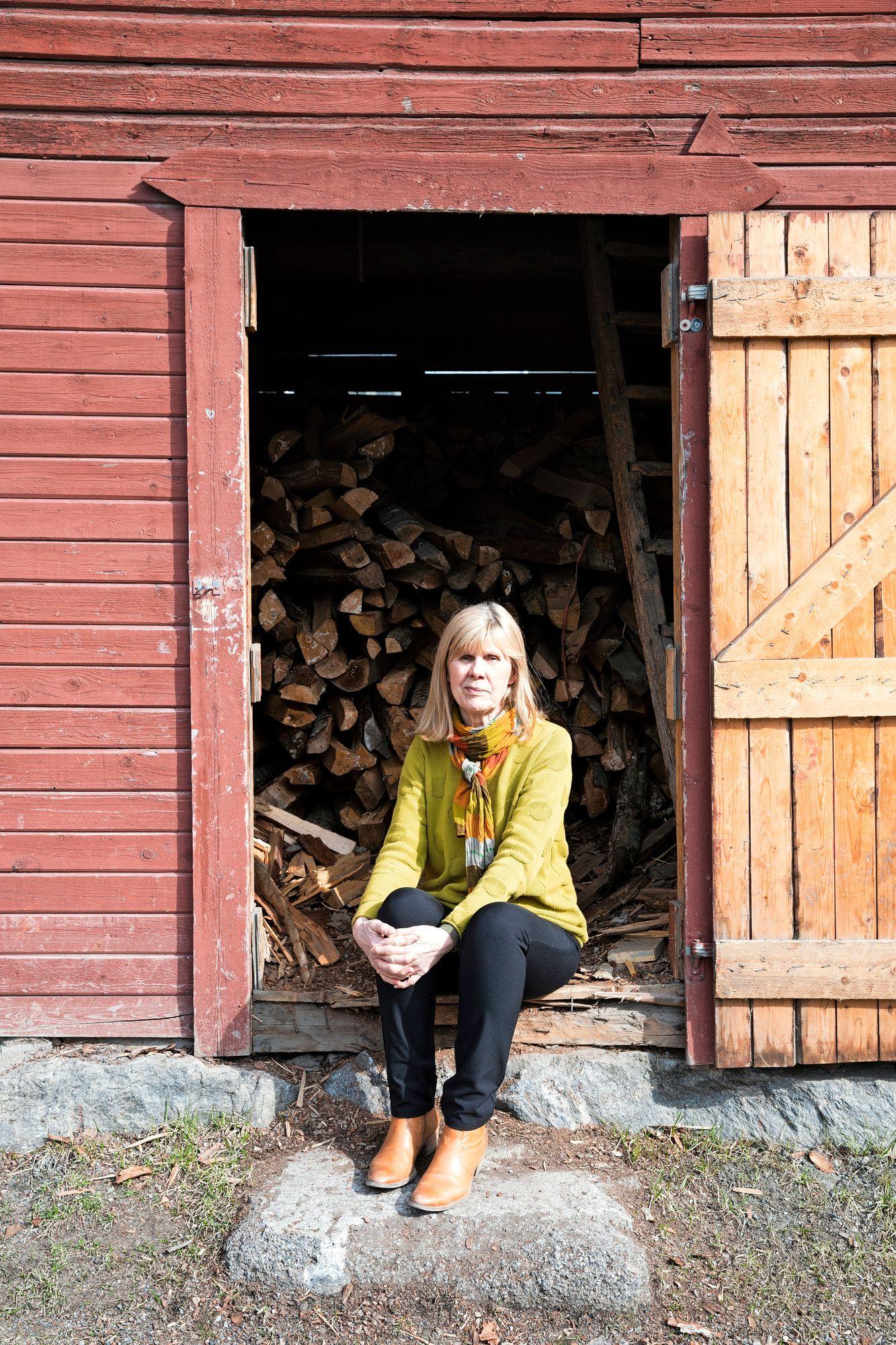 Yrityksen hallituksen jäsen Tuula Pantzar on Hanna Partasen lapsenlapsi. © Riikka Hurri
