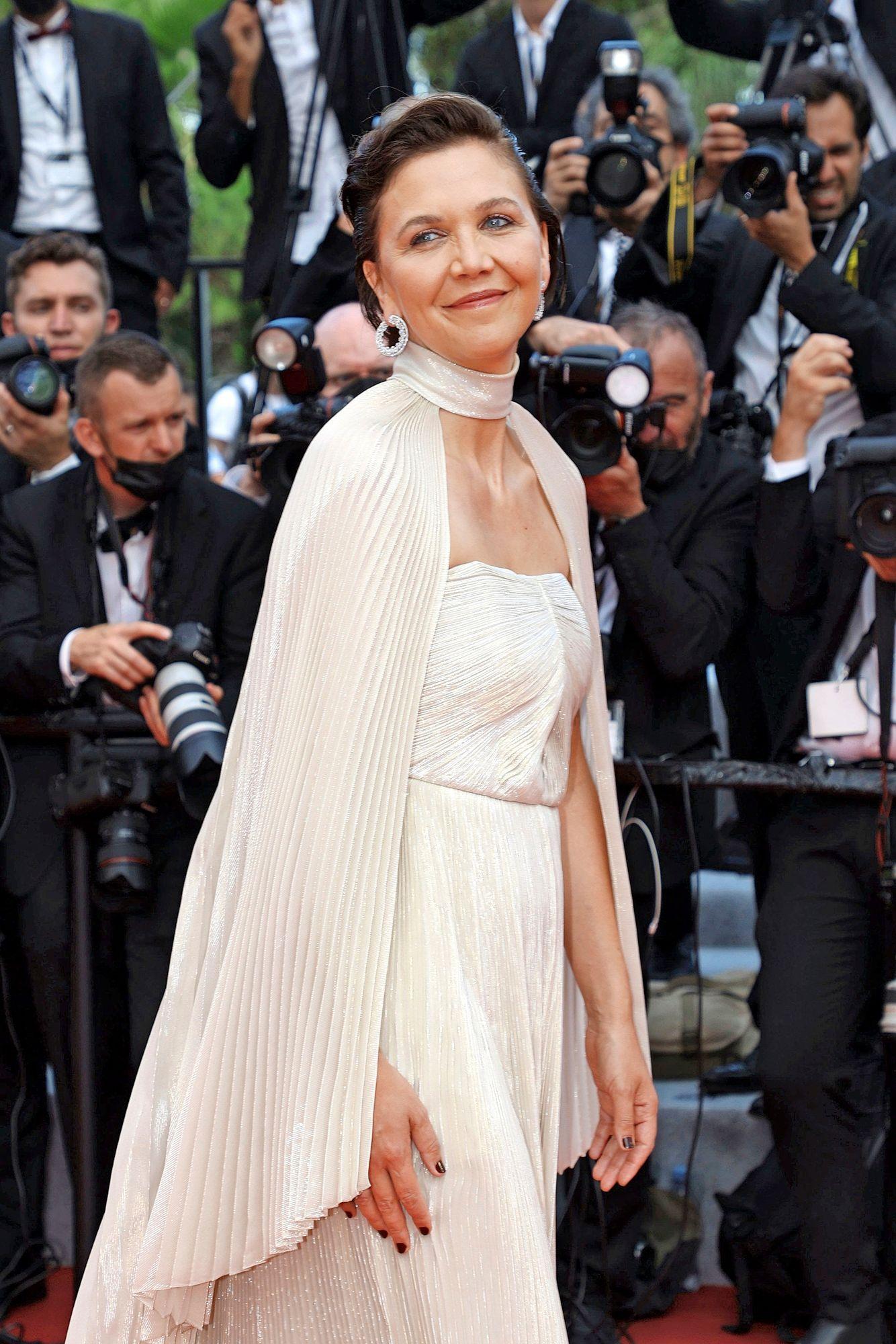 Näyttelijä Maggie Gyllenhaal on mukana tämän vuoden juryssa, jota luotsaa Spike Lee. © SYSPEO / Sipa Press / MVPhotos