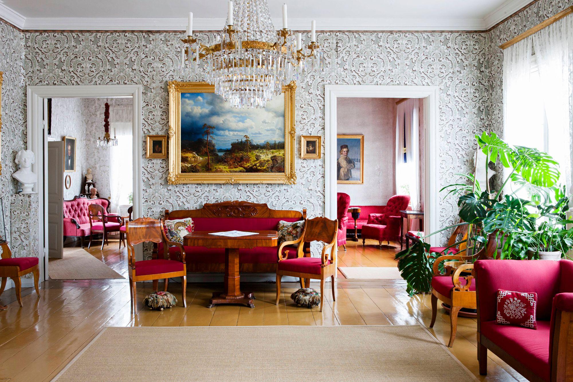 J.L.Runebergin koti Porvoossa © JARMO WRIGHT/KUVARYHMÄ/SKOY