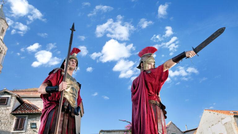 muistitekniikka antiikin roomassa