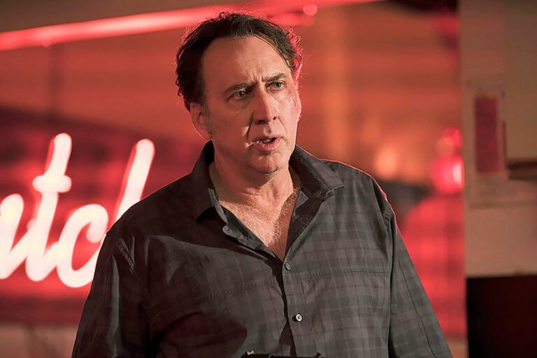 Nicolas Cagessa on hullua karismaa. © Sub