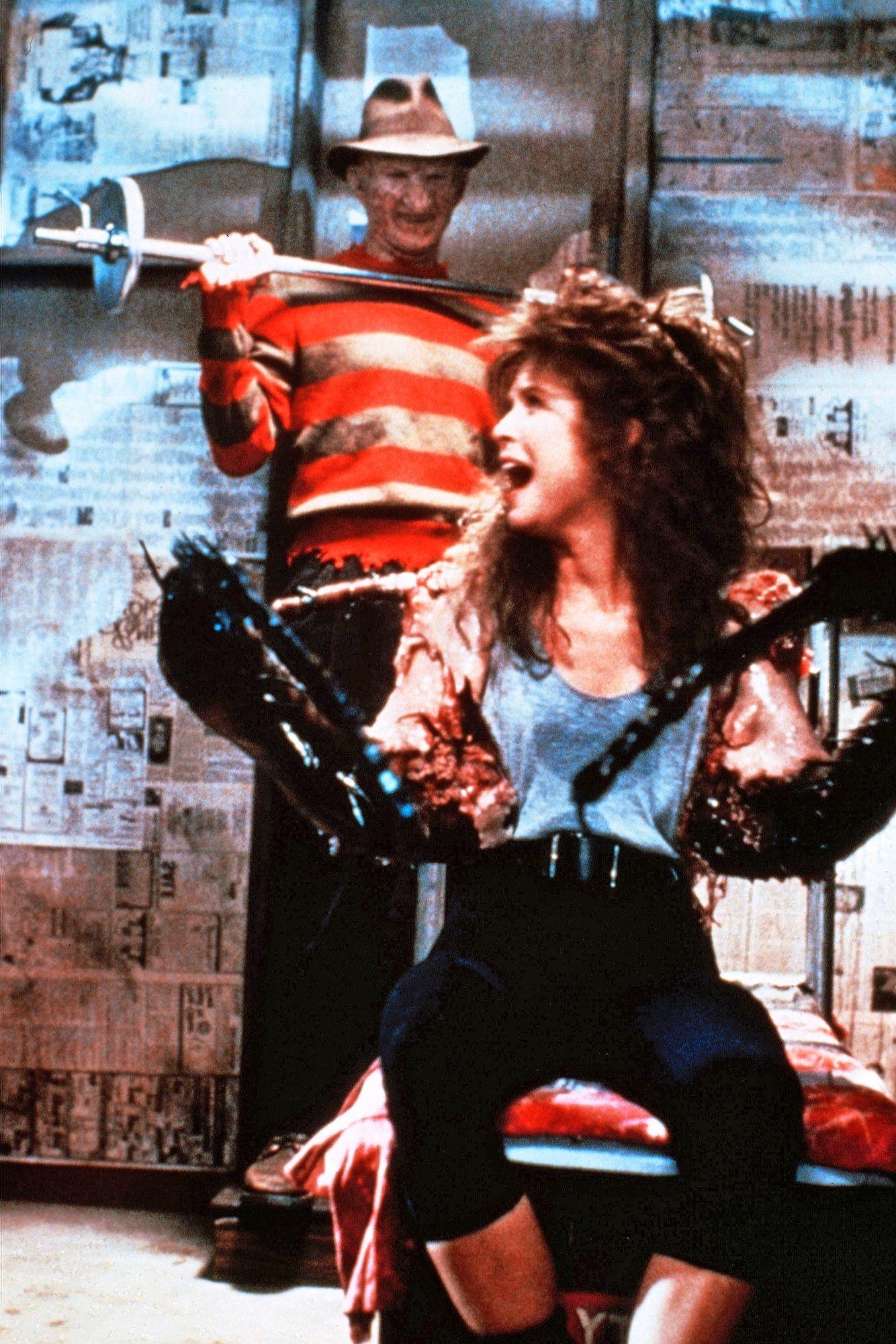 Harlinin ohjaama kauhuelokuva Painajainen Elm Streetillä – Unien valtias vuodelta 1988 tuotti pelkästään Yhdysvalloissa yli 49 miljoonaa dollaria. © New Line / Kobal / Shutterstock / AOP