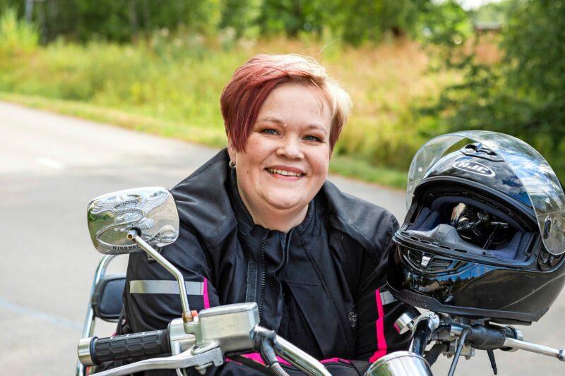Epilepsia Anne-Mari Österberg