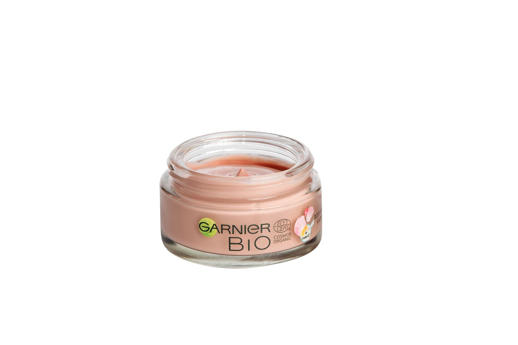 Väsynyttä ihoa piristää Garnierin Bio-sarjan 3 in 1 kosteuttava voide. 50 ml 10,45 €. © Tommi Tuomi