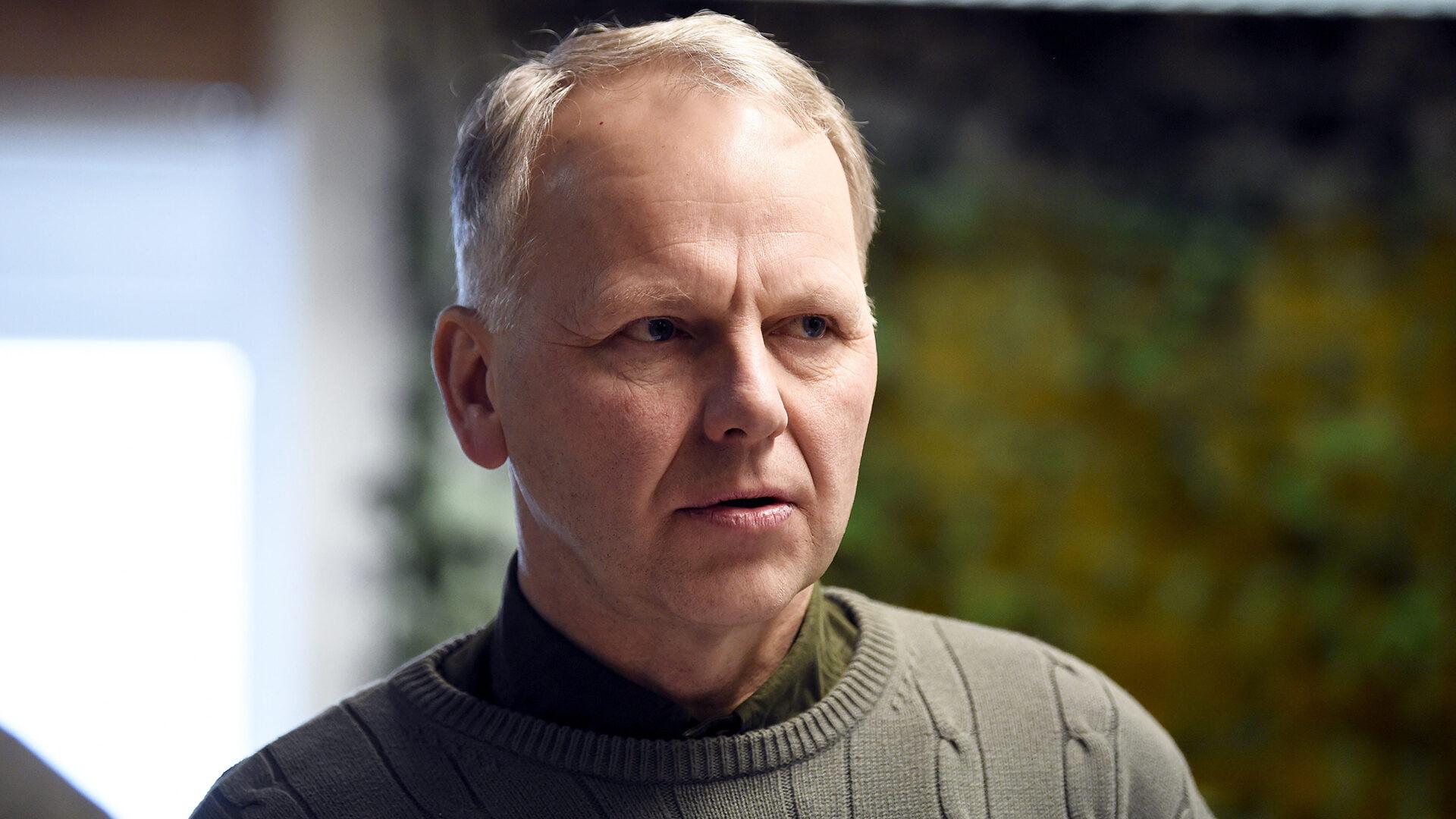 Ministeri Jari Leppä