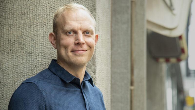Pekka Koskela kärsi välineongelmista.
