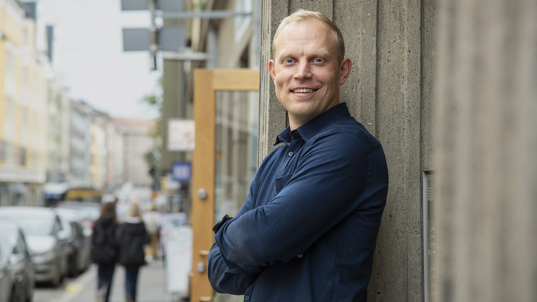 Pekka Koskela kertoo elämästään uutuuskirjalla Jäätävä kone - Pekka Koskelan tarina.