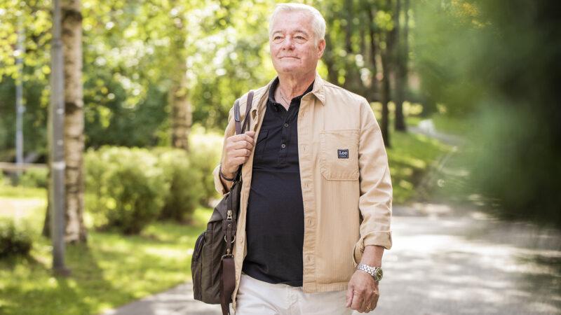 Toimittaja ja kirjeenvaihtaja Petri Saraste on tehnyt pitkän uran ulkomailla.