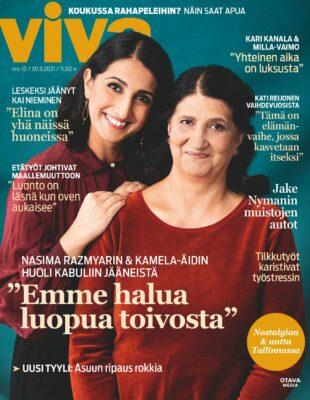 Lokakuun Viva-lehti